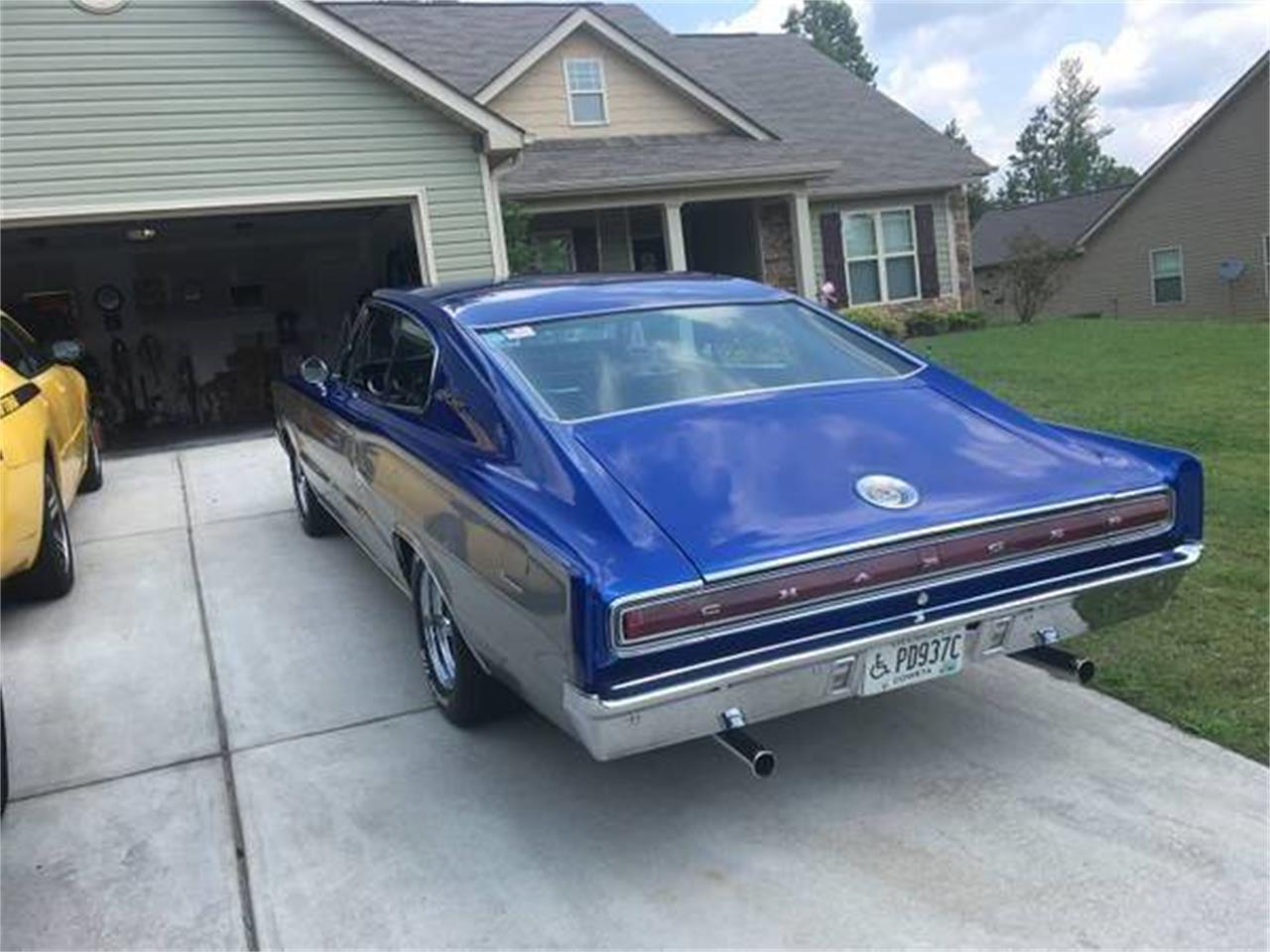 Large Picture of '66 Charger - PRJP
