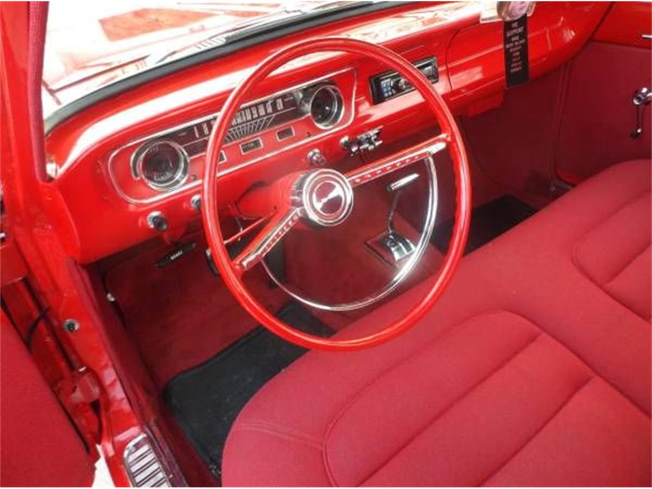Large Picture of '64 Falcon - PQ37