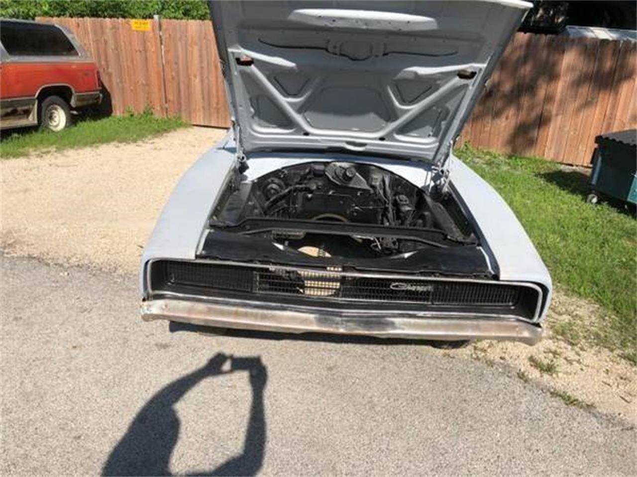 Large Picture of '68 Charger - PRK0