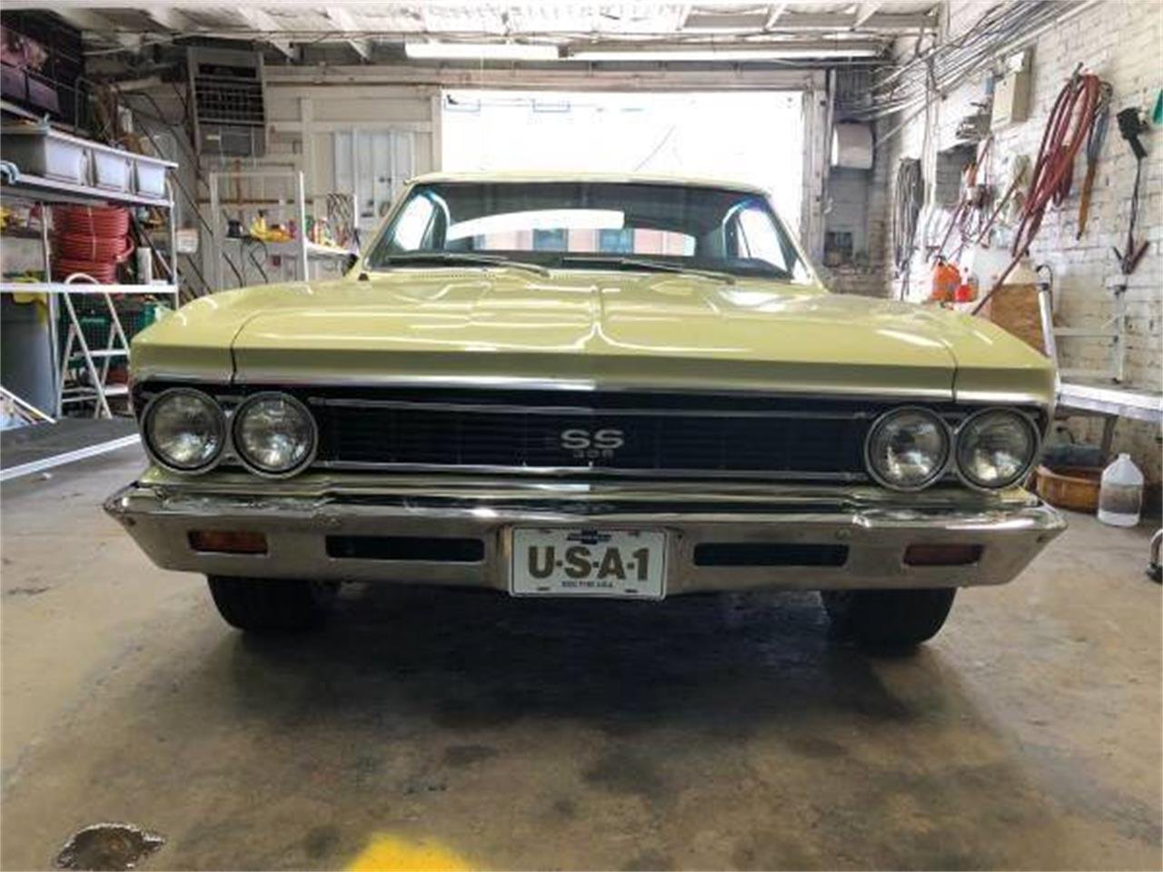 Large Picture of '66 Chevelle - PRK9