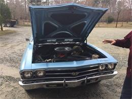 Picture of '69 Chevrolet Chevelle - $38,500.00 - PRKN