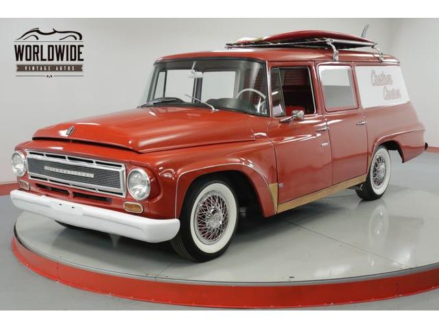 Picture of '68 Travelall - PRKU