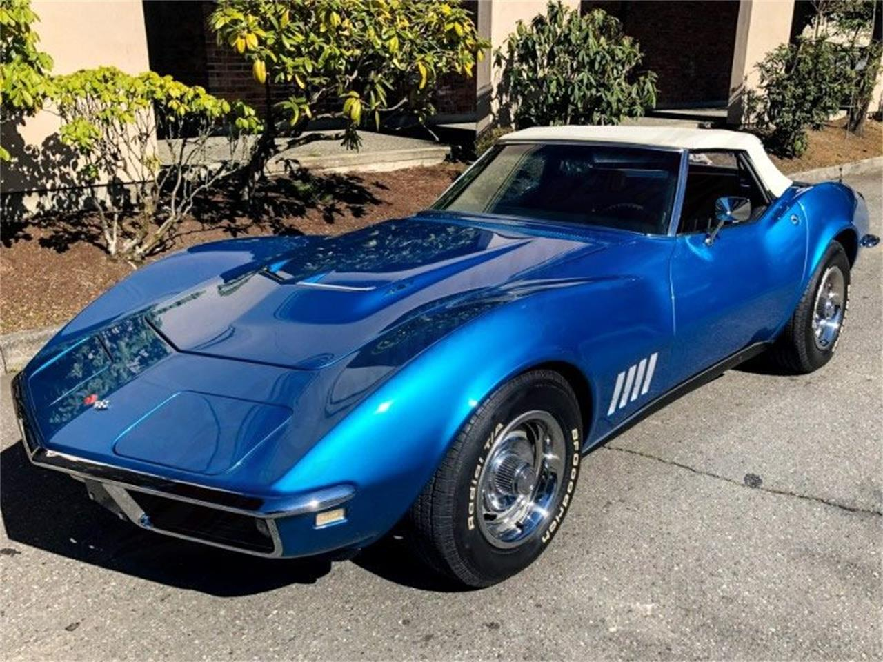 Large Picture of '68 Corvette - PRMC