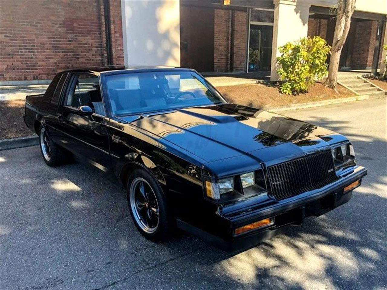 Large Picture of '87 Grand National - PRME