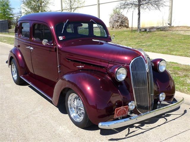 Picture of '37 Plymouth Sedan located in Arlington Texas - $28,500.00 Offered by  - PRMF