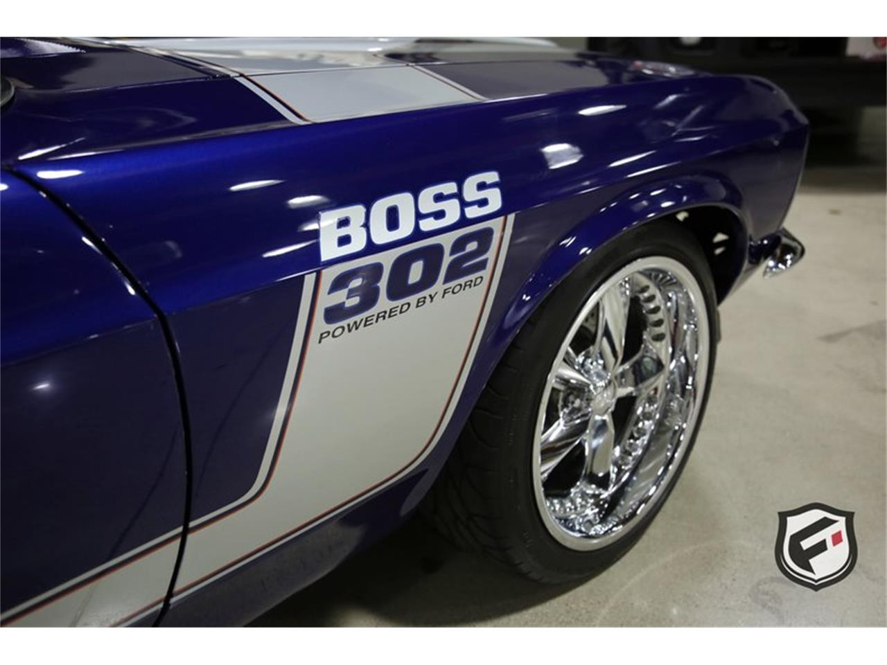 Large Picture of '70 Mustang - PRMO