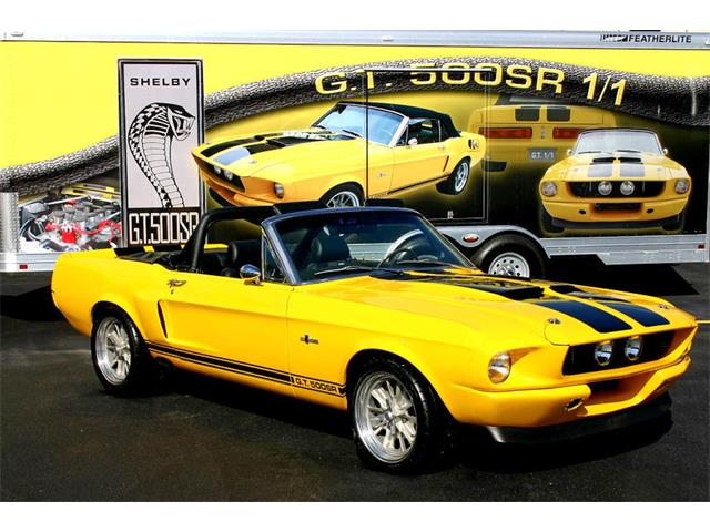 Picture of '68 Mustang - PRN4