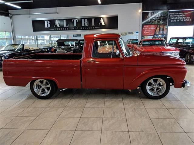 Picture of 1965 F100 located in St. Charles Illinois Offered by  - PRNH