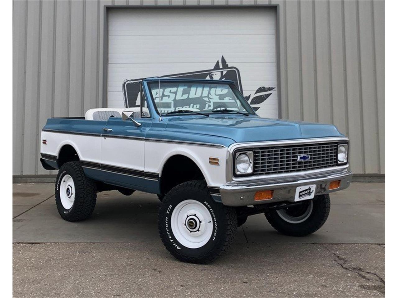 Large Picture of '72 Blazer - PRNV