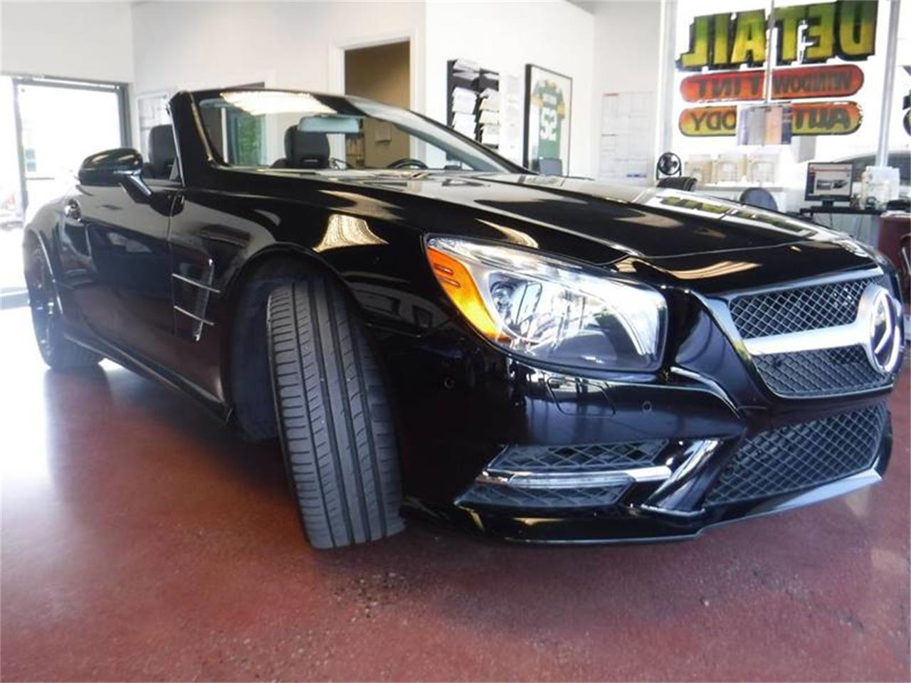 Large Picture of '15 SL-Class - PRO7