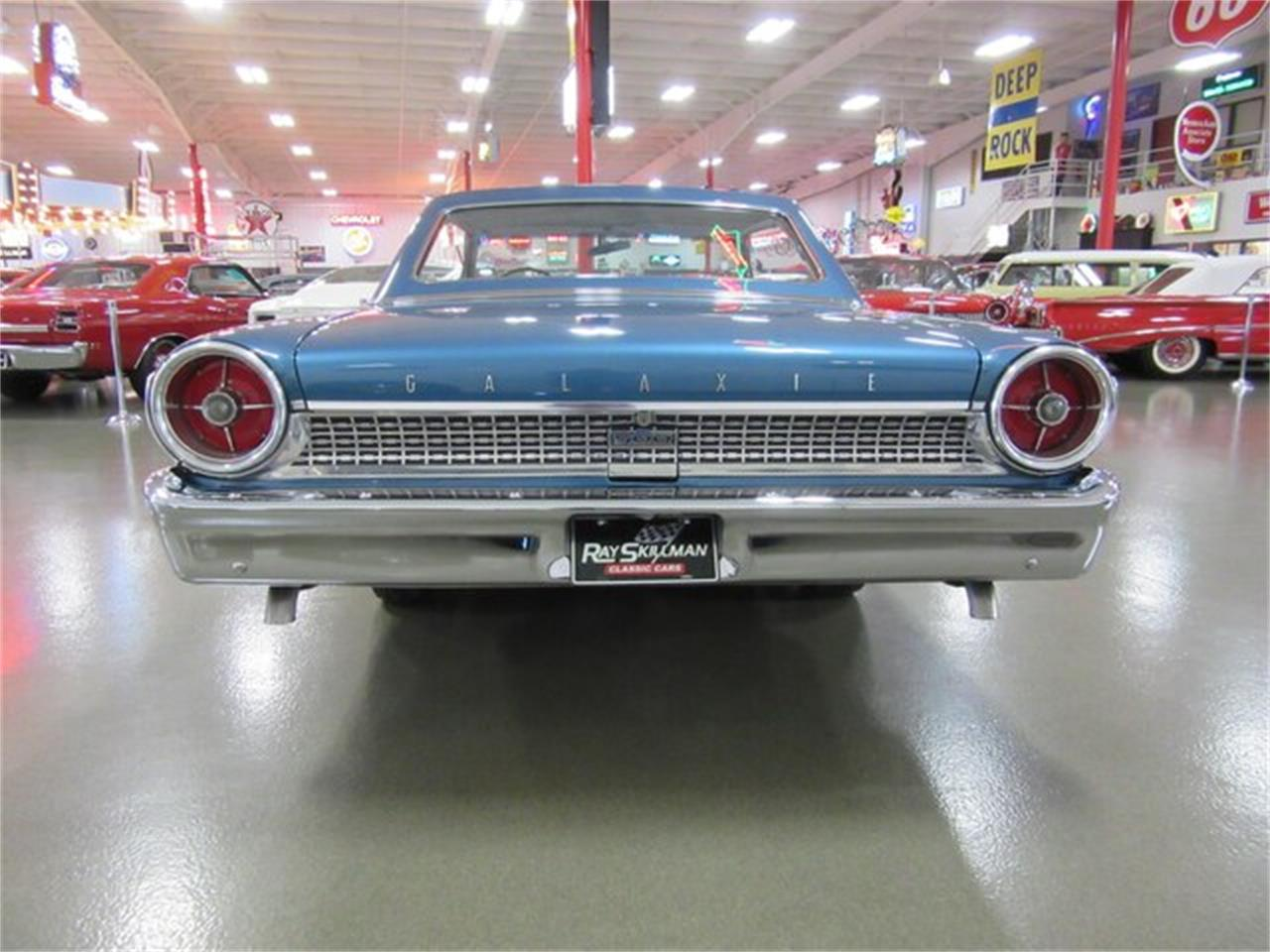 Large Picture of '63 Galaxie - PROV
