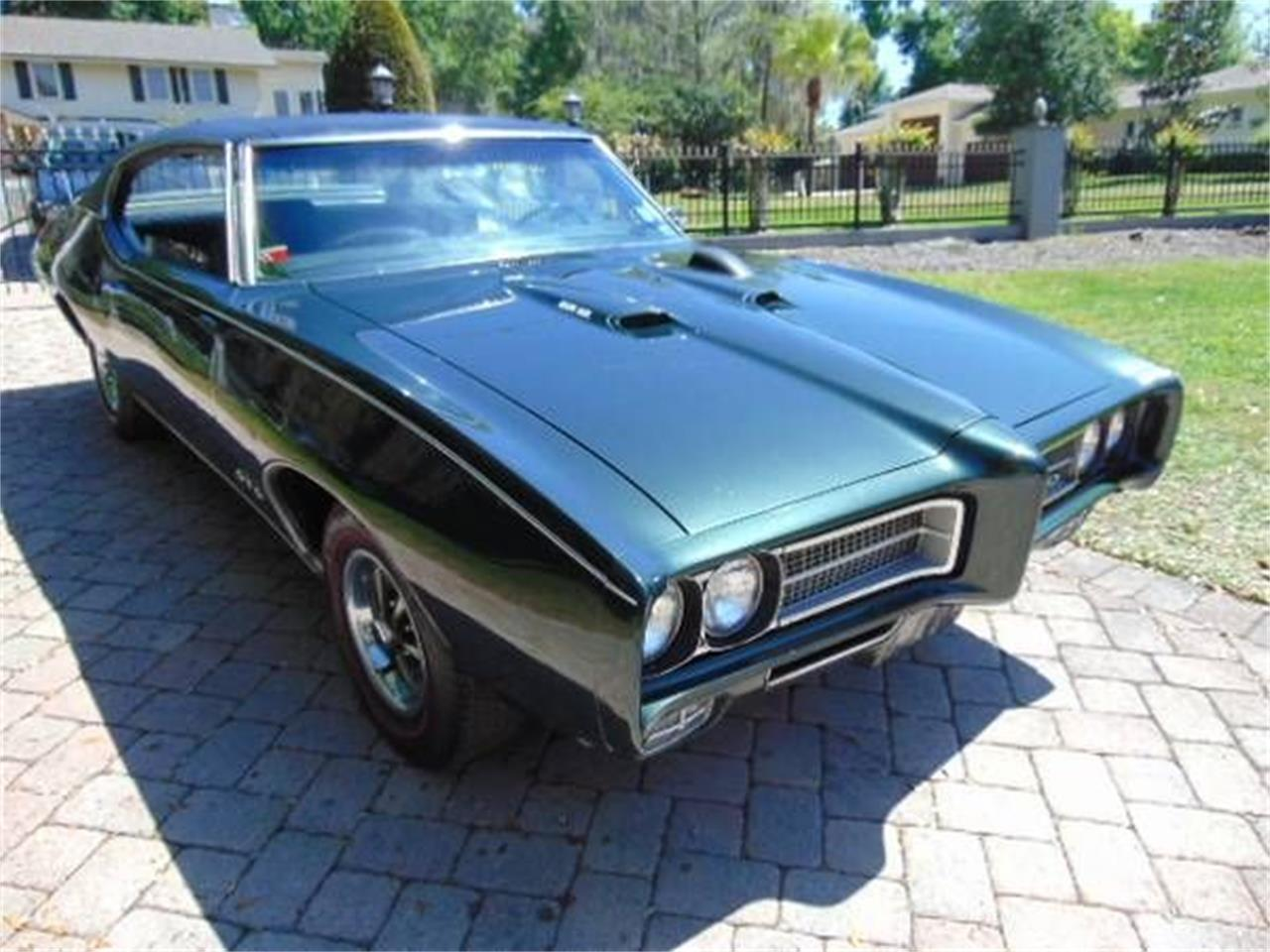 Large Picture of '69 GTO - PROZ