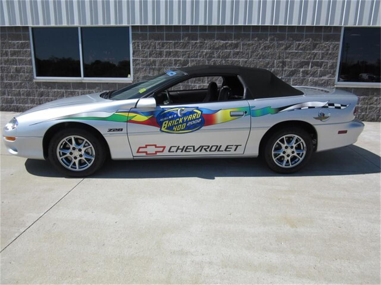 Large Picture of '02 Camaro - PRPB