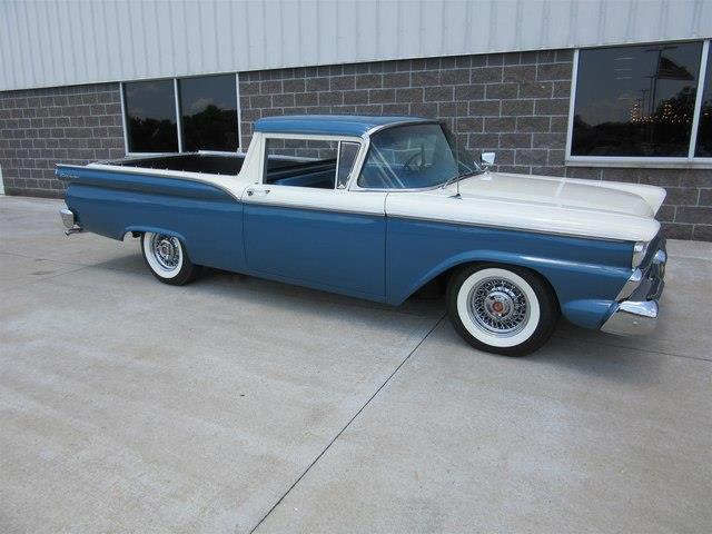 Picture of '59 Ford Ranchero located in Indiana - PRPD