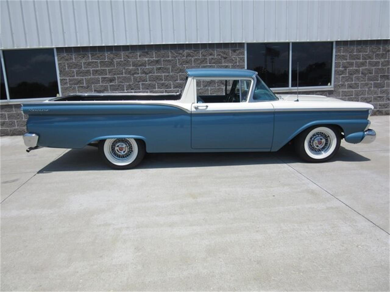 Large Picture of '59 Ranchero - PRPD