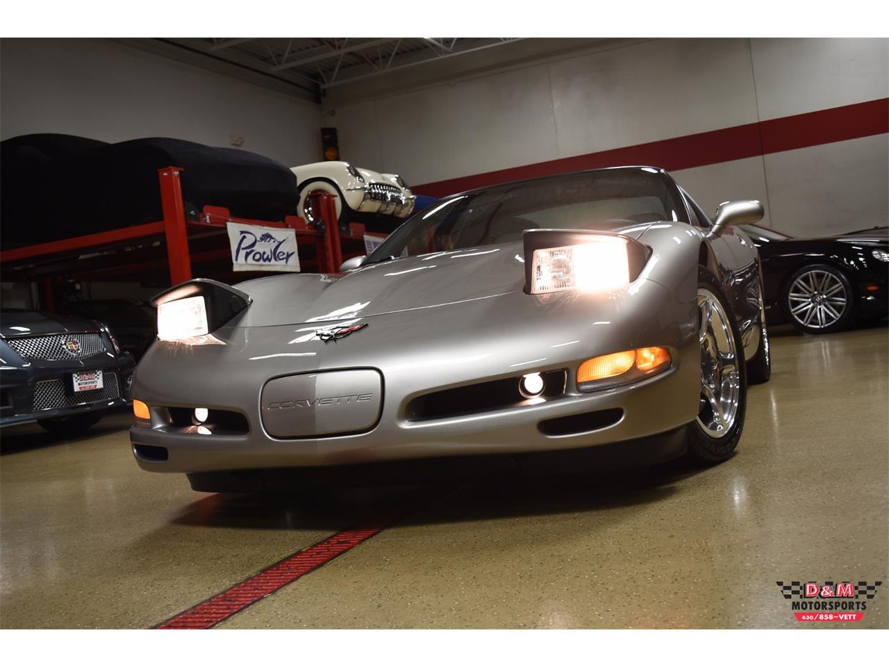 Large Picture of '02 Corvette - PRPF