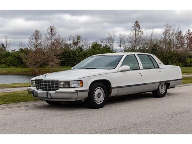 Picture of '95 Cadillac Fleetwood located in Cadillac Michigan - PRPK