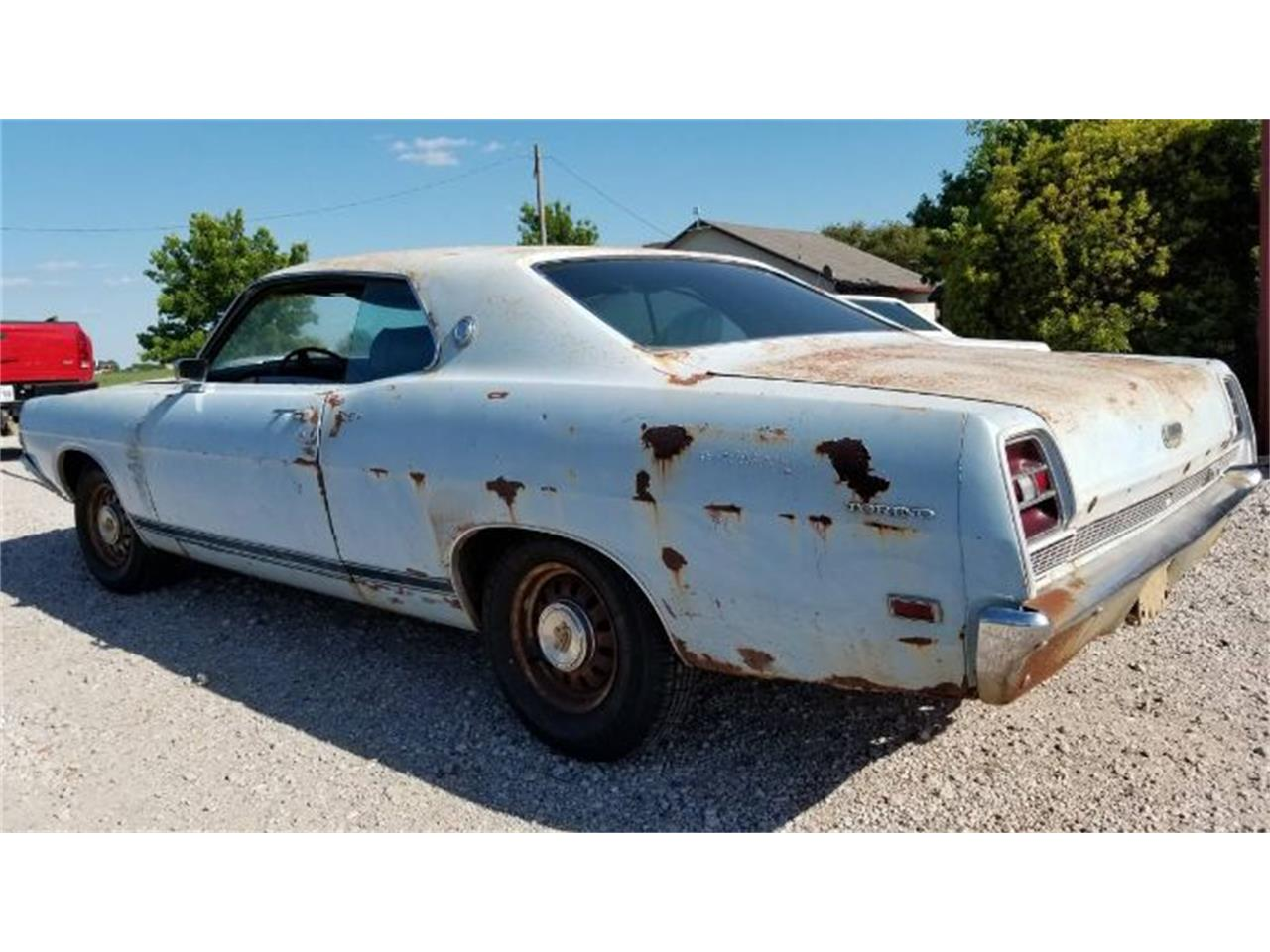 Large Picture of '69 Torino - PRPN