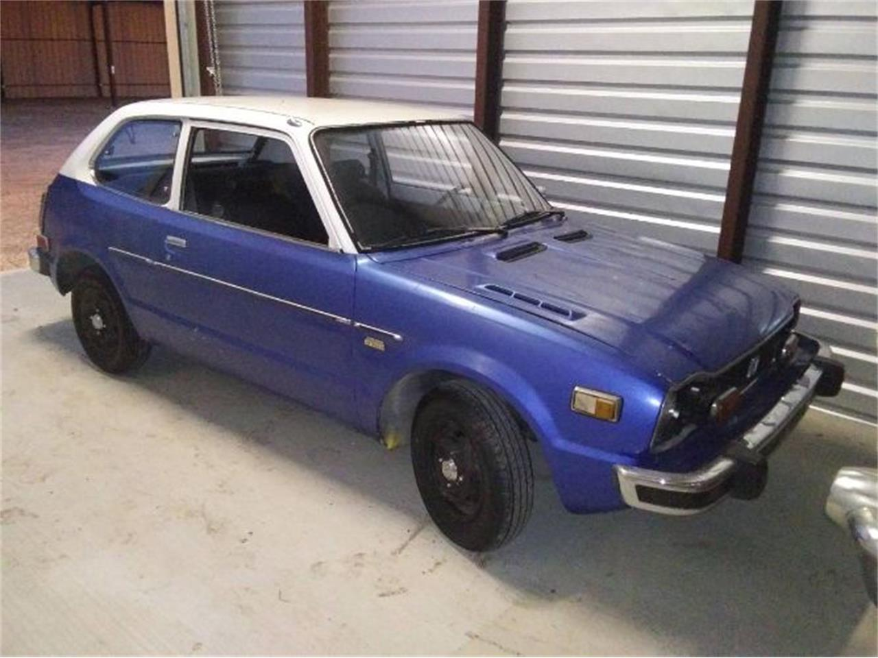 Large Picture of '77 Civic - PRPP