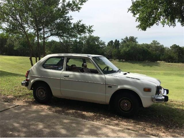 Picture of '77 Civic - PRPU