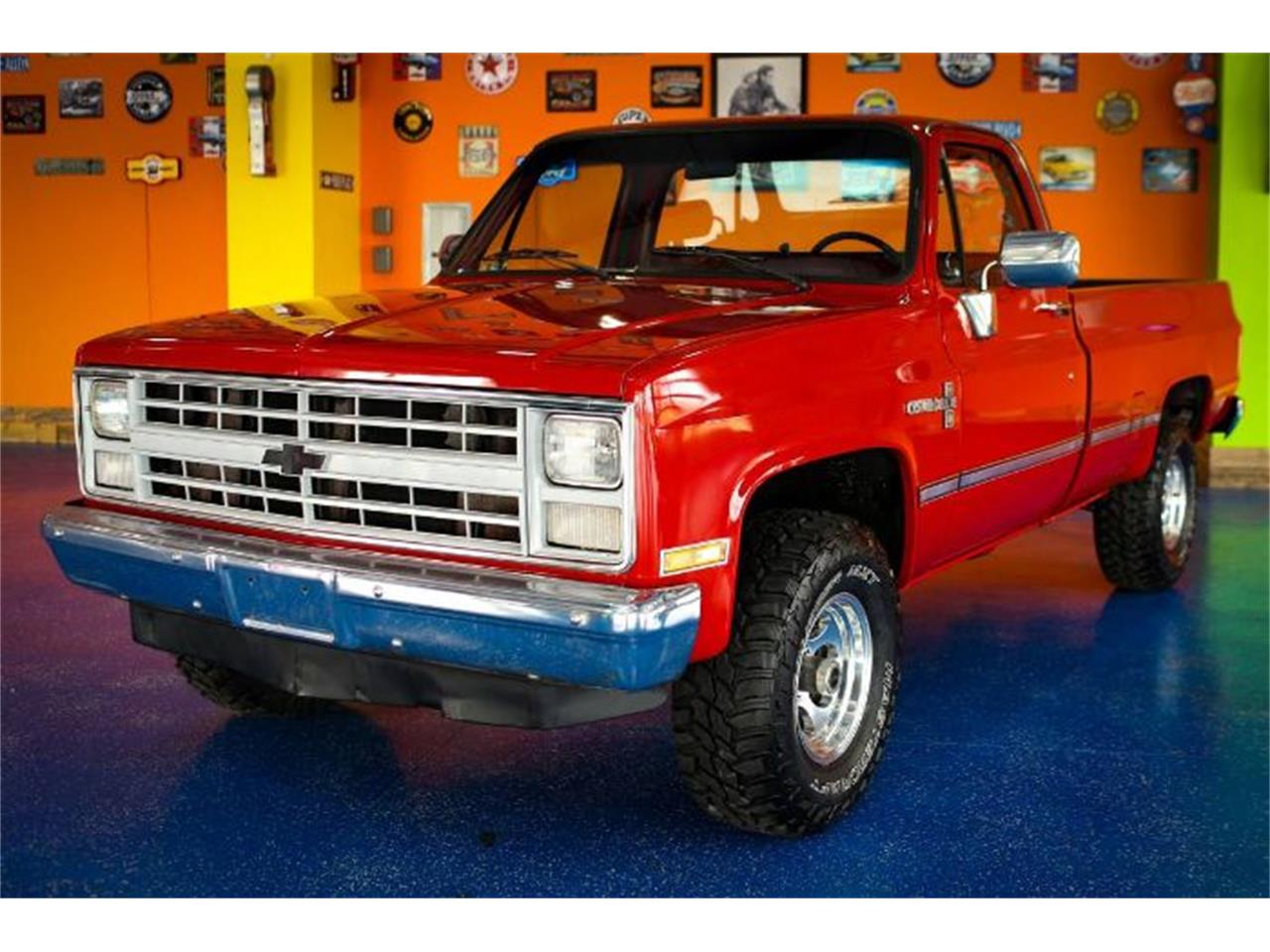 Large Picture of 1986 Chevrolet Custom - $21,895.00 - PRQ0