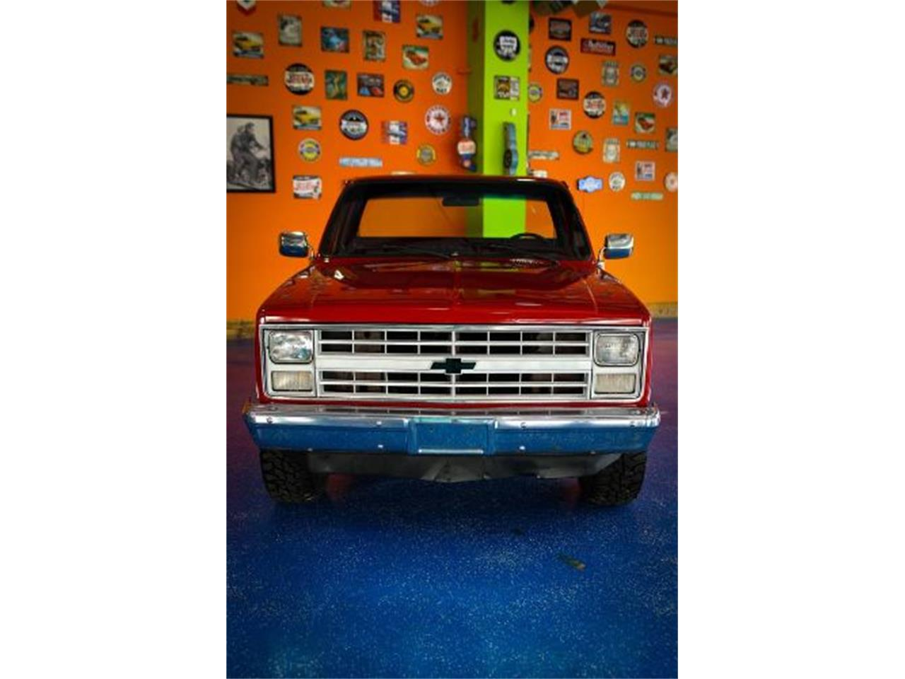 Large Picture of 1986 Chevrolet Custom located in Michigan Offered by Classic Car Deals - PRQ0