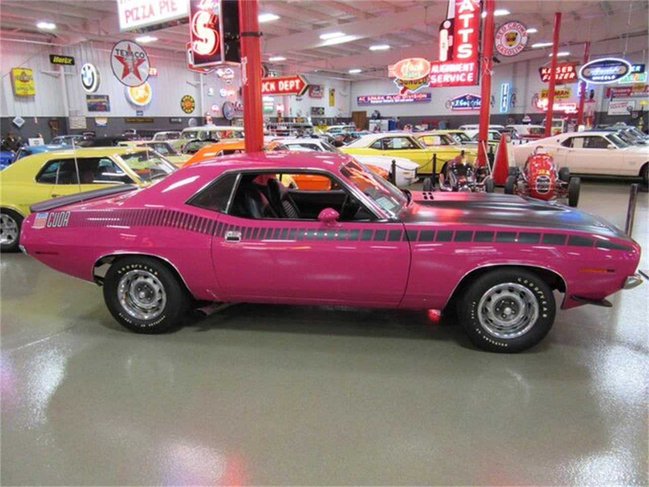 Large Picture of '70 Cuda - PRQ1