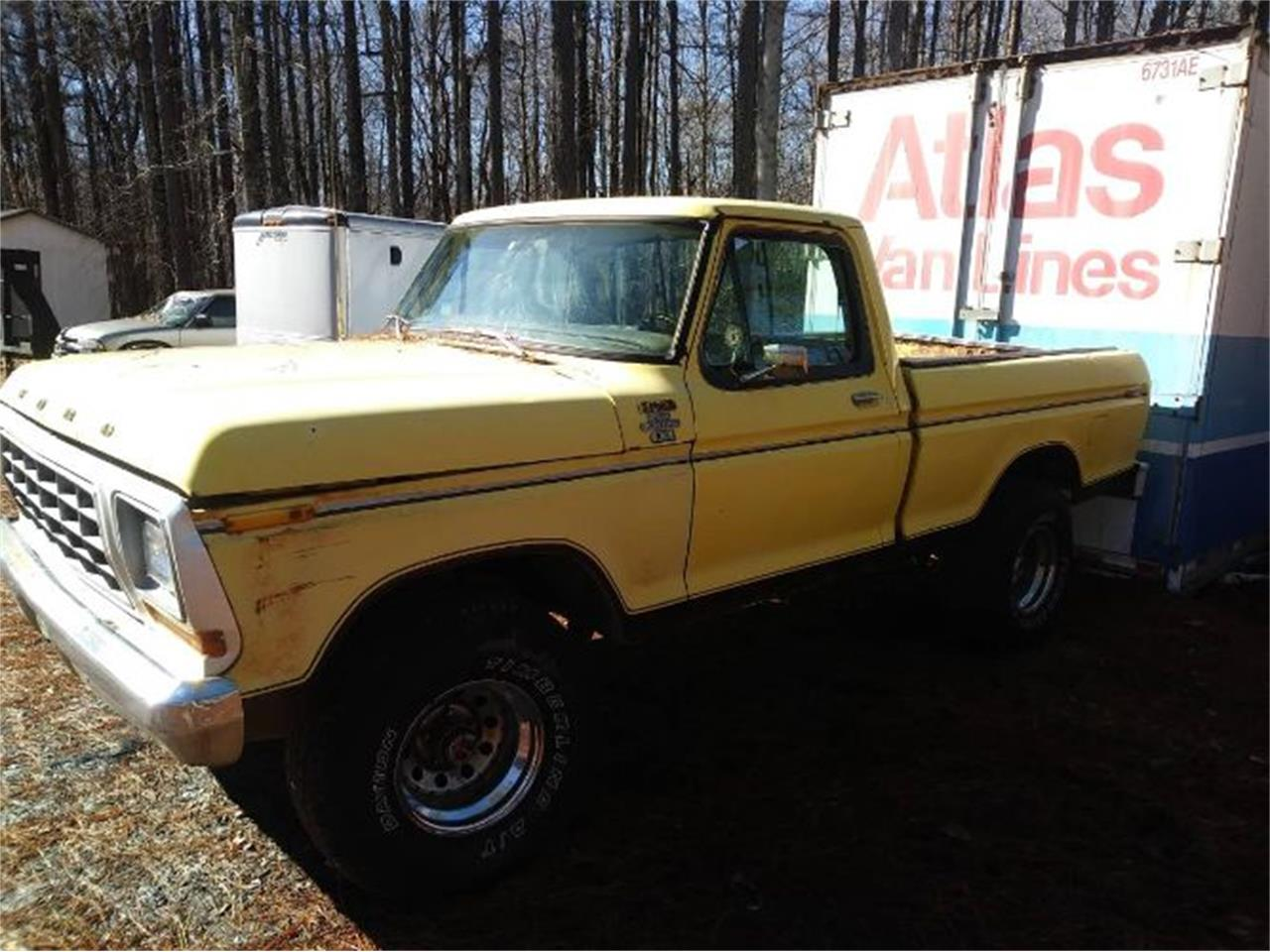 Large Picture of '79 F100 - PRQA