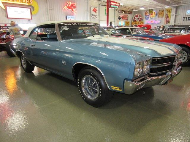 Picture of Classic 1970 Chevelle SS located in Greenwood Indiana Auction Vehicle - PRQB