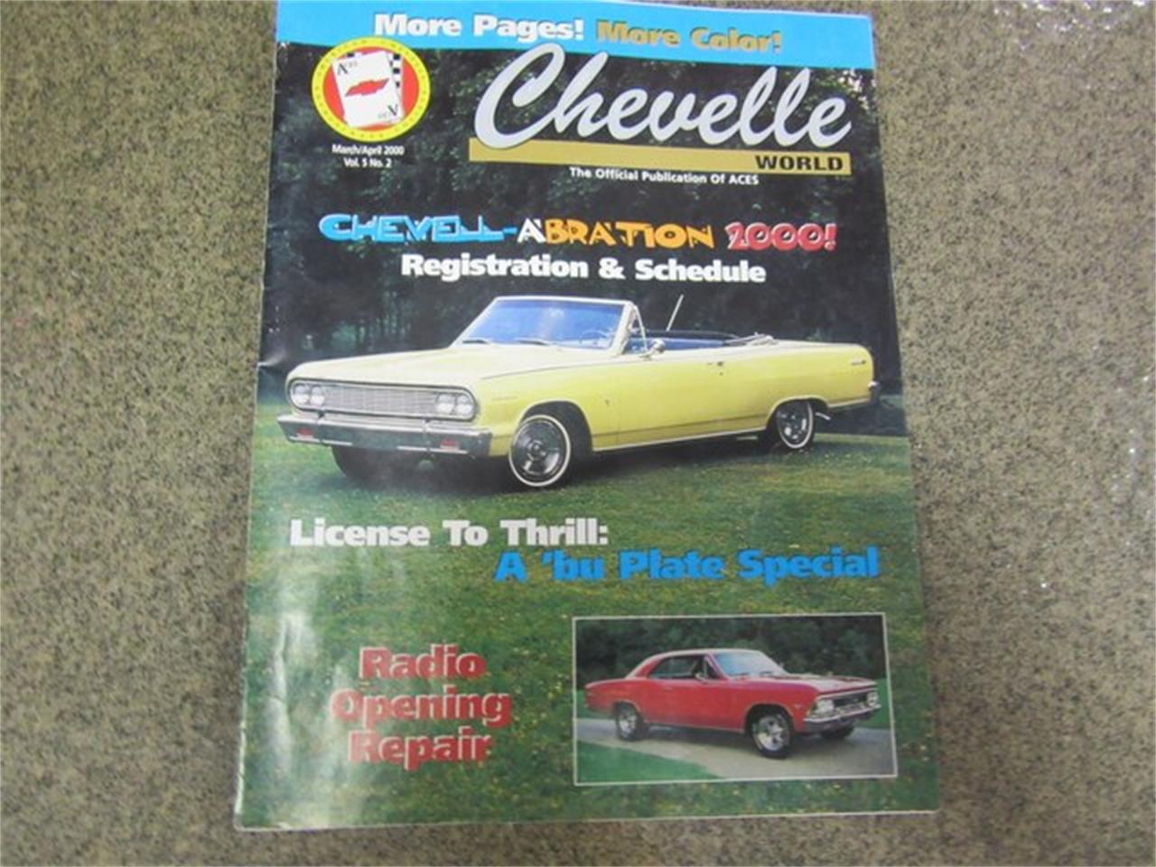 Large Picture of 1970 Chevelle SS located in Greenwood Indiana Offered by Ray Skillman Classic Cars - PRQB
