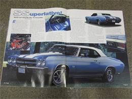 Picture of '70 Chevelle SS Auction Vehicle - PRQB