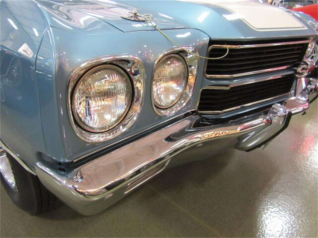 Large Picture of 1970 Chevrolet Chevelle SS Auction Vehicle - PRQB