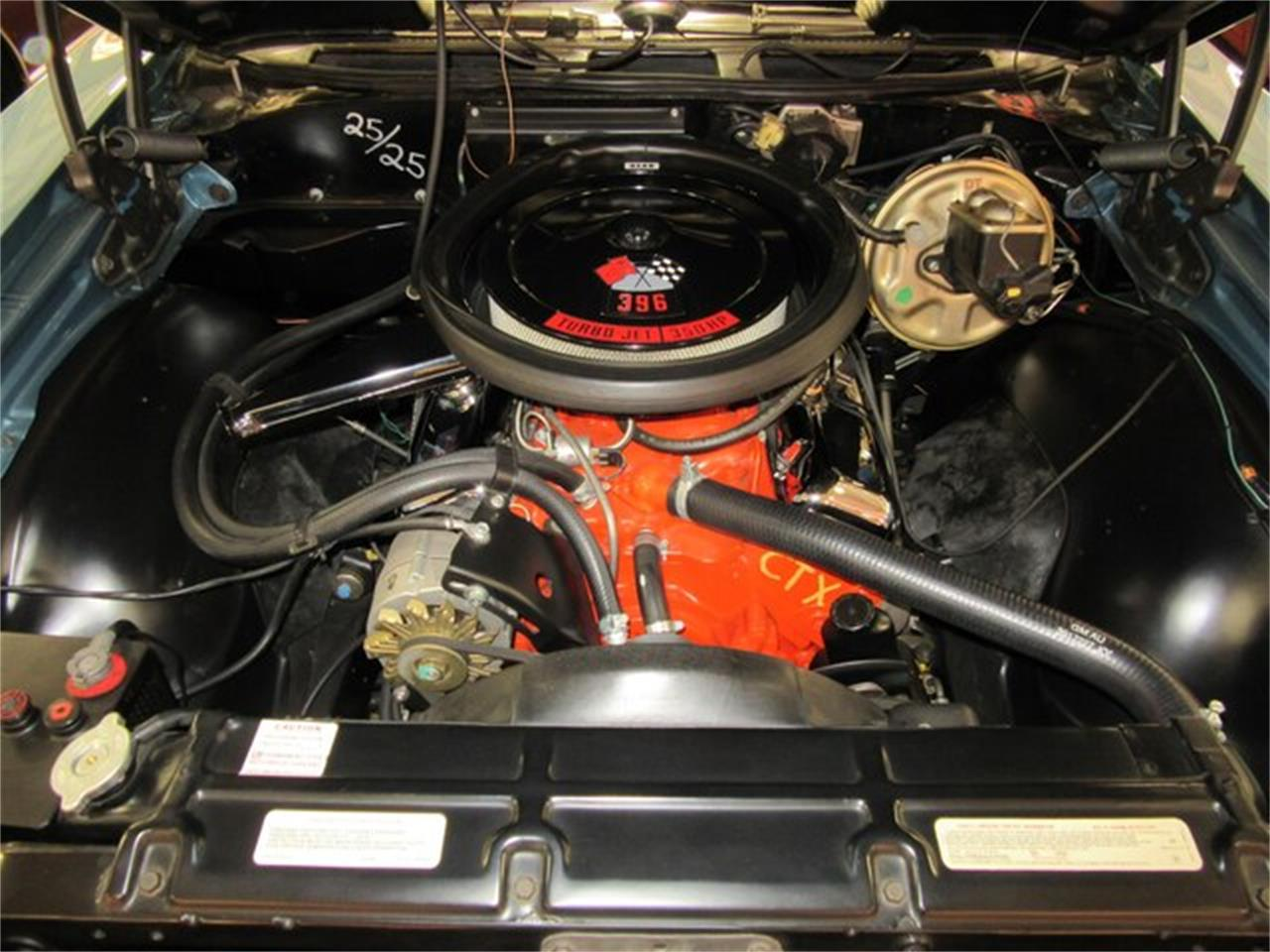 Large Picture of Classic '70 Chevrolet Chevelle SS located in Indiana - PRQB