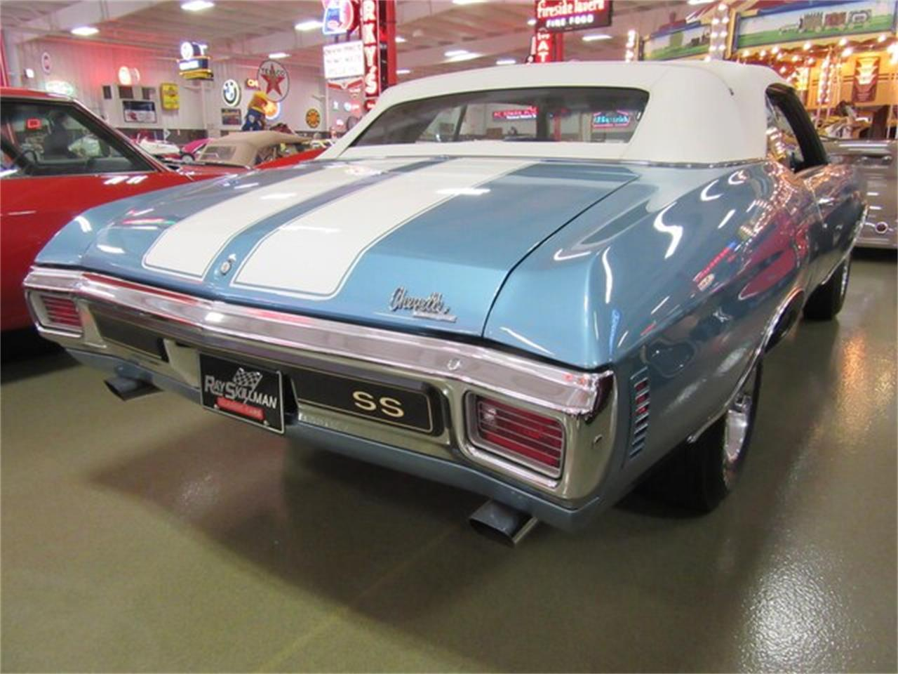 Large Picture of 1970 Chevrolet Chevelle SS located in Greenwood Indiana Offered by Ray Skillman Classic Cars - PRQB
