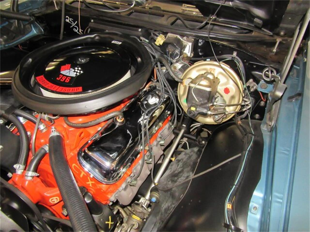 Large Picture of 1970 Chevelle SS located in Indiana Auction Vehicle - PRQB