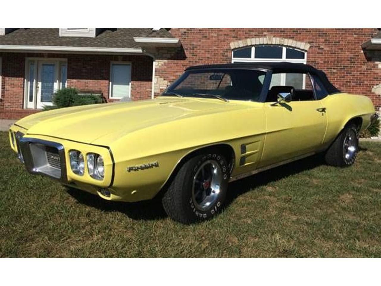 Large Picture of '69 Firebird - PRQU