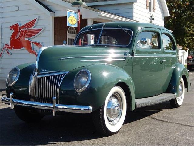 Picture of '39 Ford Deluxe located in Cadillac Michigan Offered by  - PRQX