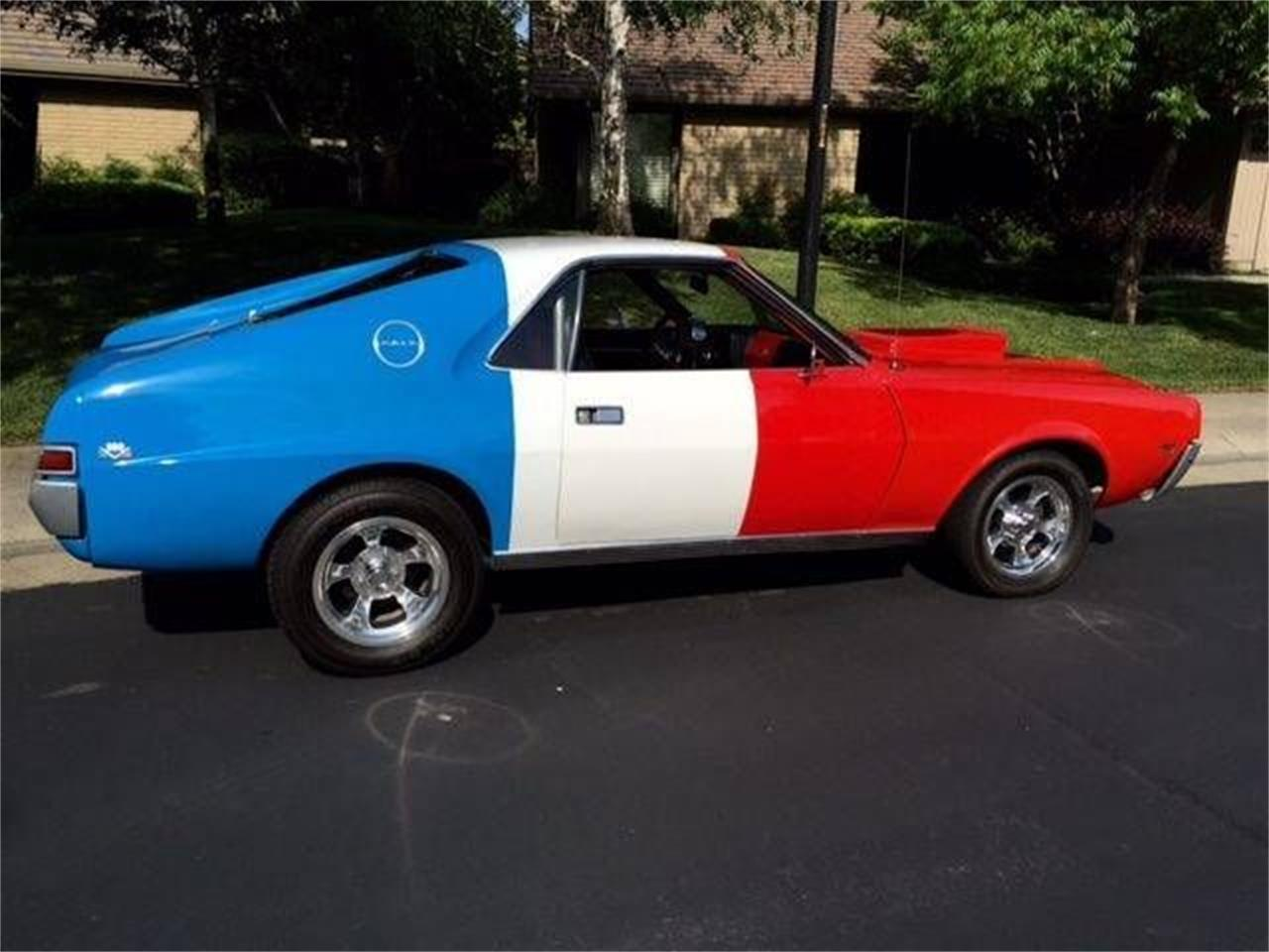 Large Picture of '69 AMX - PRQZ