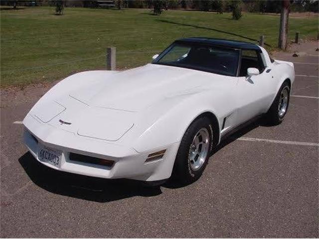 Picture of '80 Corvette - PRR0