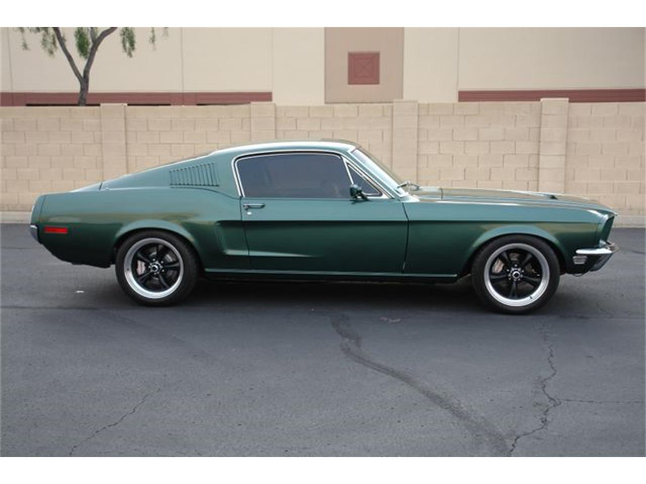 Large Picture of '67 Mustang - PRRF