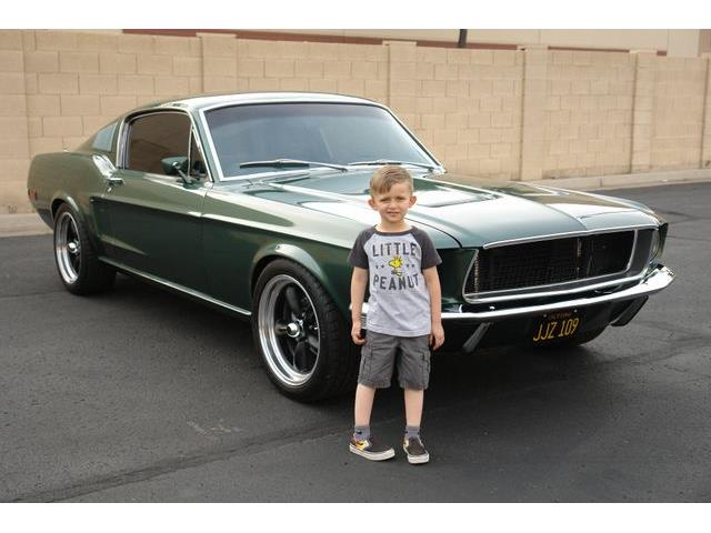 Picture of 1967 Mustang Auction Vehicle - PRRF