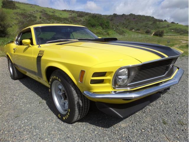 Picture of '70 Mustang - PRRI