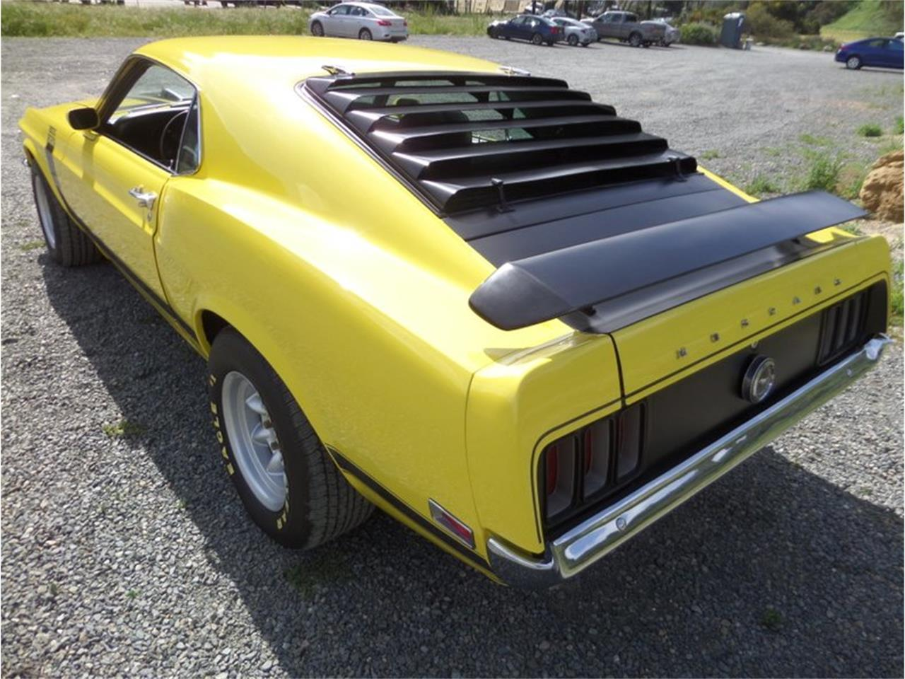 Large Picture of '70 Mustang - PRRI
