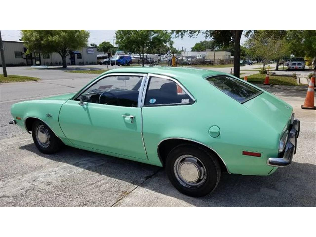 For Sale: 10 Ford Pinto in Cadillac, Michigan   ford pinto for sale