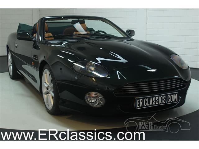 2000 Aston Martin DB7 Vantage Volante