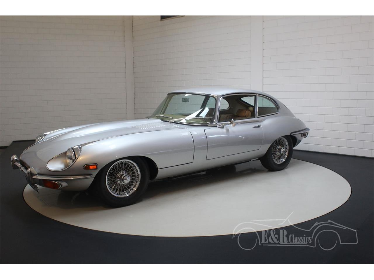 Large Picture of '69 Jaguar E-Type Offered by E & R Classics - PRSR