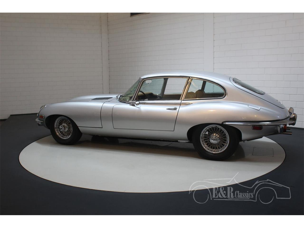 Large Picture of Classic 1969 E-Type - PRSR