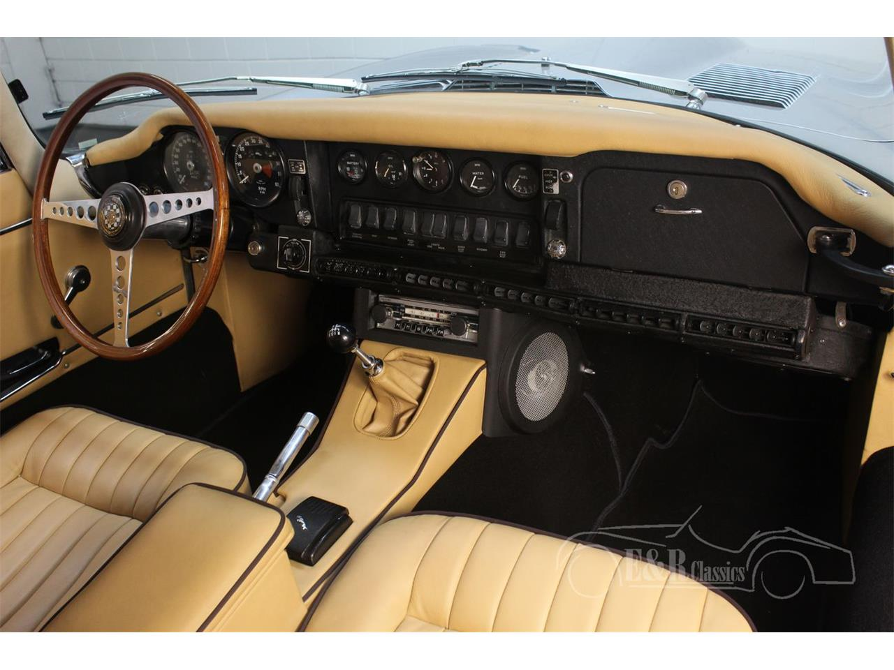 Large Picture of '69 Jaguar E-Type - $101,000.00 Offered by E & R Classics - PRSR