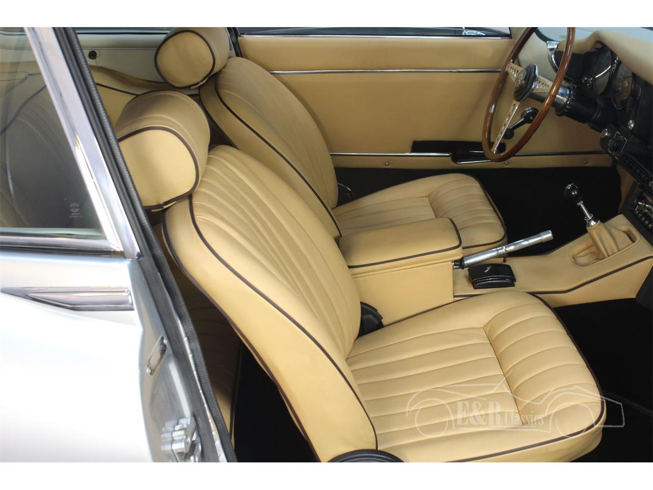 Large Picture of Classic '69 E-Type located in noord brabant Offered by E & R Classics - PRSR