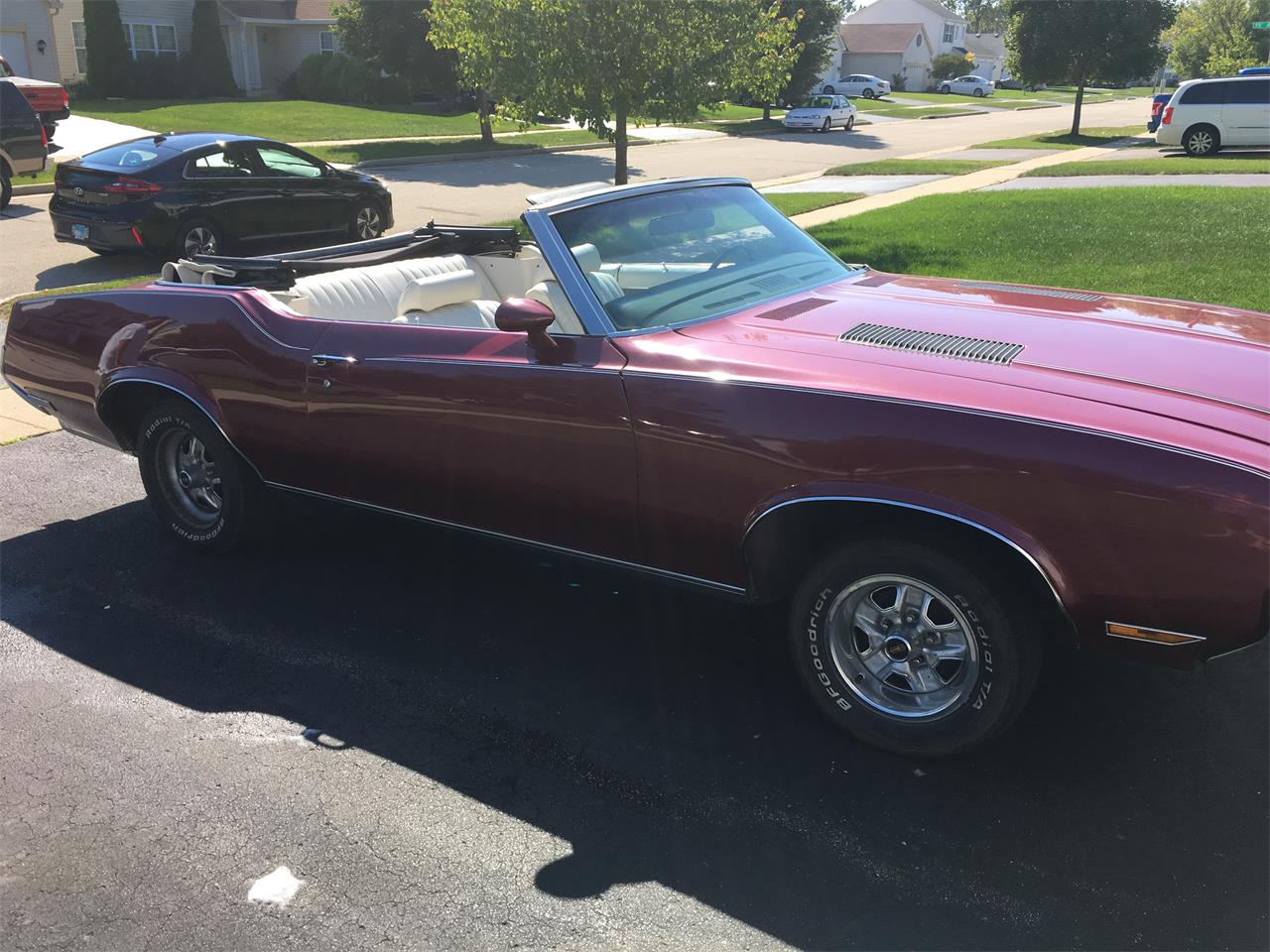 Large Picture of '72 Cutlass Supreme - PRSX